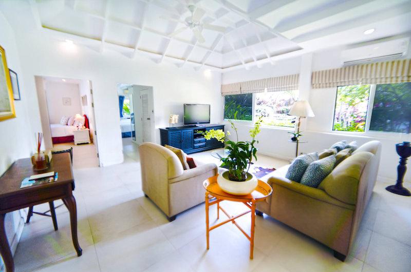 Tamarind Villas Lake Villa Media Area | Pattaya, Chonburi