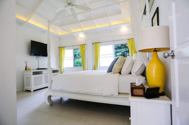 Tamarind Villas Lake Villa Bedroom | Pattaya, Chonburi