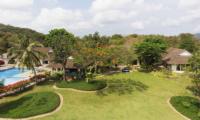 Tamarind Villas Lake Villa Garden Area | Pattaya, Chonburi