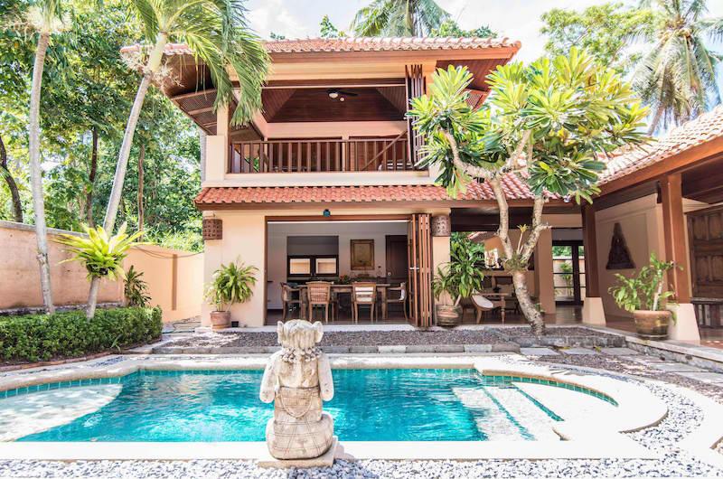 Tamarind Villas Orchid Villa Pool Area | Pattaya, Chonburi