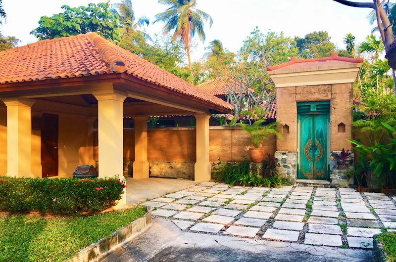 Tamarind Villas Orchid Villa Entrance | Pattaya, Chonburi