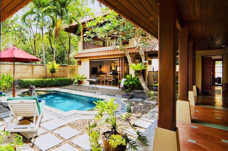 Tamarind Villas Orchid Villa Swimming Pool | Pattaya, Chonburi