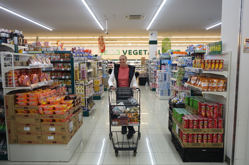 Lucky Supermarket | Niseko, Japan