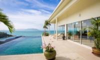 Villa Loramatari Infinity Pool | Choeng Mon, Koh Samui