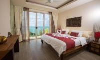 Villa Loramatari Bedroom View | Choeng Mon, Koh Samui