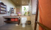 Villa Loramatari Bathroom | Choeng Mon, Koh Samui