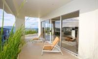 Villa Loramatari Balcony | Choeng Mon, Koh Samui
