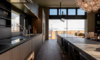 Odile Kitchen Area | Hirafu, Niseko