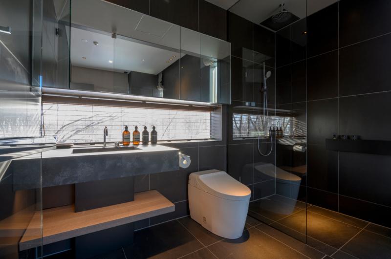 Odile Bathroom One | Hirafu, Niseko