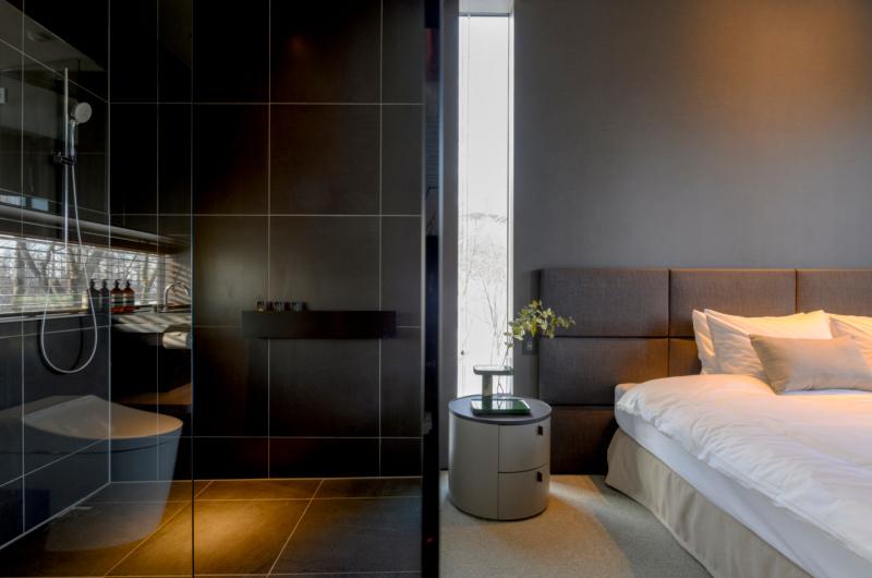 Odile Bedroom with En-suite Bathroom | Hirafu, Niseko