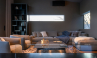 Odile Living Area with Centre Table | Hirafu, Niseko