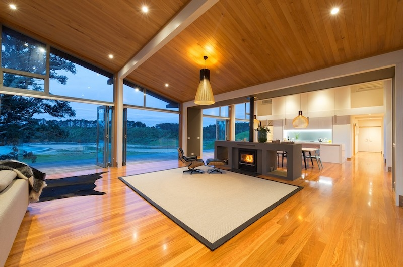 Otaha Beachfront Lodge Interior Design | Bay of Islands, Northland