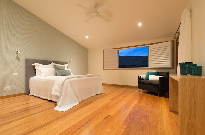 Otaha Beachfront Lodge Bedroom Design | Bay of Islands, Northland