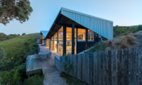 Otaha Beachfront Lodge Entrance | Bay of Islands, Northland