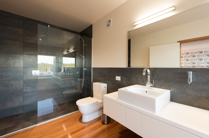 Otaha Beachfront Lodge Vanity | Bay of Islands, Northland