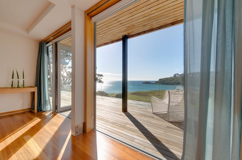 Otaha Beachfront Lodge Terrace | Bay of Islands, Northland