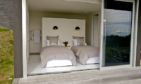 Whale Bay Estate Twin Bedroom Entrance | Matapouri, Northland