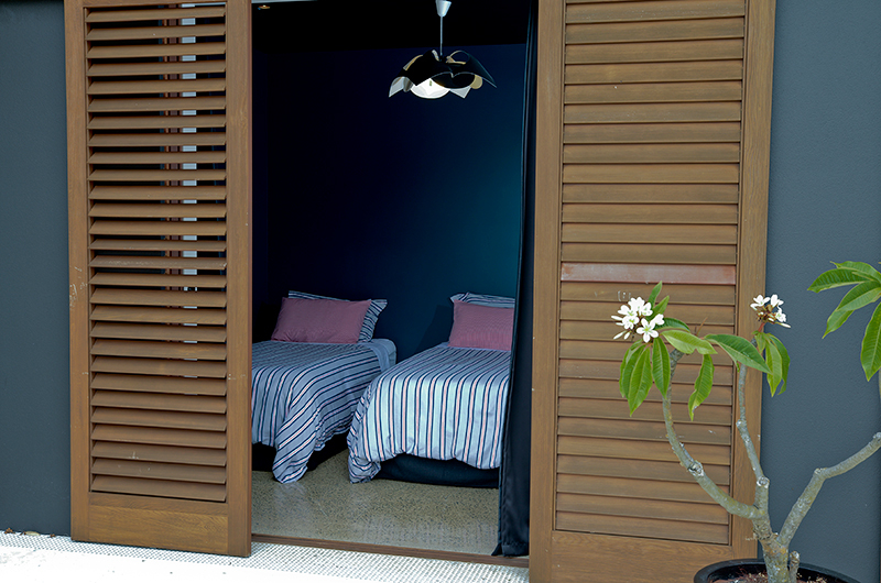 Whale Bay Estate Twin Bedroom | Matapouri, Northland
