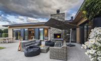 Alpine Retreat Outdoor Seating | Queenstown, Otago