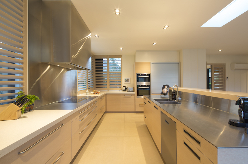Alpine Retreat Fully Equipped Kitchen | Queenstown, Otago