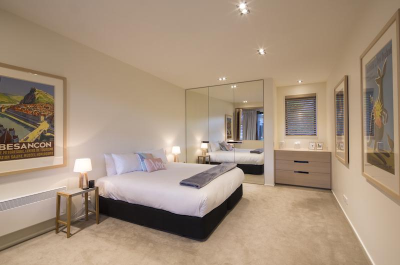 Alpine Retreat Guest Bedroom | Queenstown, Otago