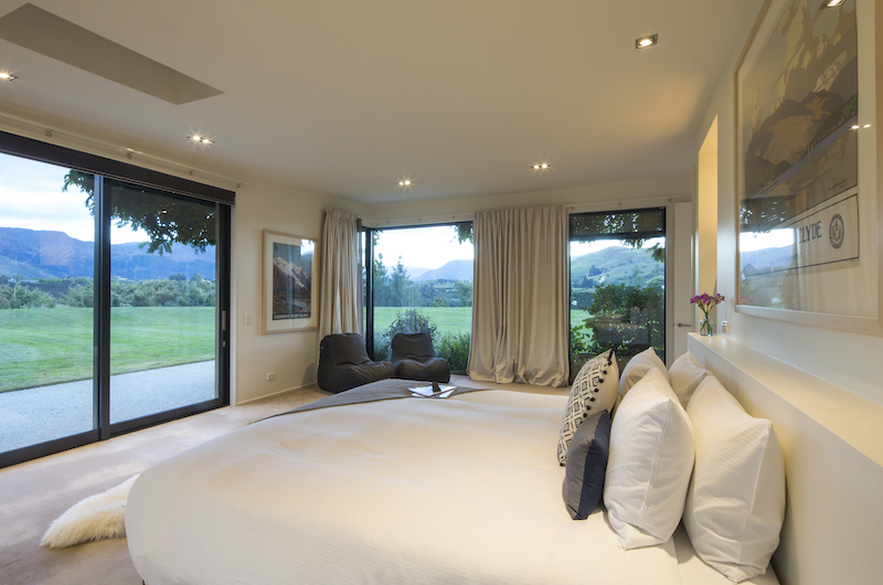 Alpine Retreat Bedroom | Queenstown, Otago