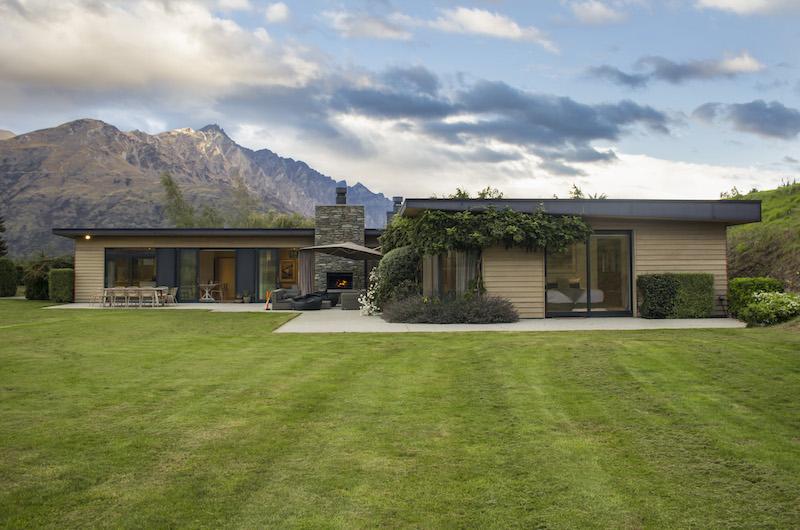 Alpine Retreat Garden | Queenstown, Otago