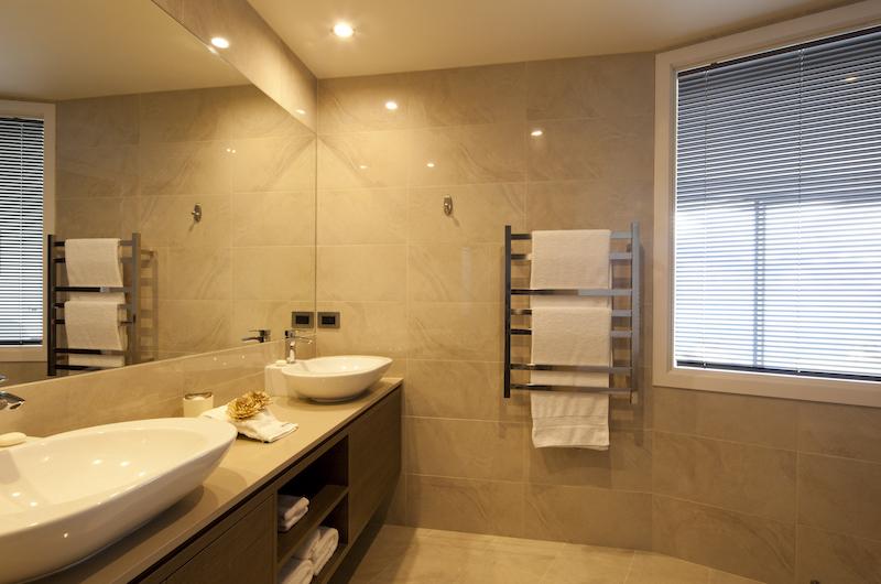 Aspen House Bathroom Two | Queenstown, Otago