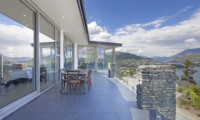 Aspen House Balcony with Lake View | Queenstown, Otago
