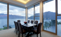 Aspen House Dining Table with Lake View | Queenstown, Otago