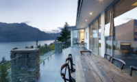 Aspen House Wooden Dining Table | Queenstown, Otago