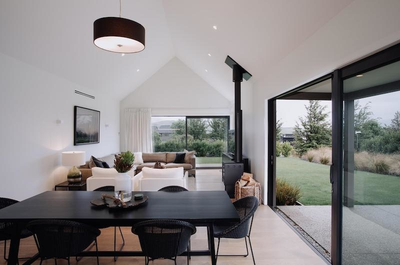Falconer Rise Living and Dining Table | Queenstown, Otago