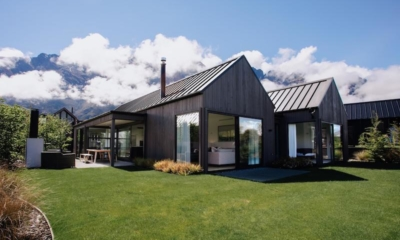 Falconer Rise Exterior | Queenstown, Otago