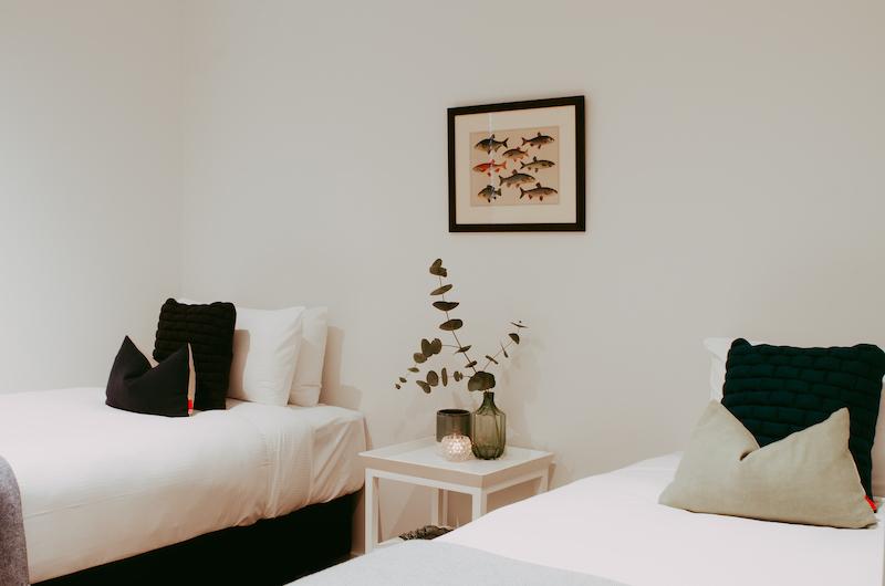 Falconer Rise Twin Bedroom | Queenstown, Otago