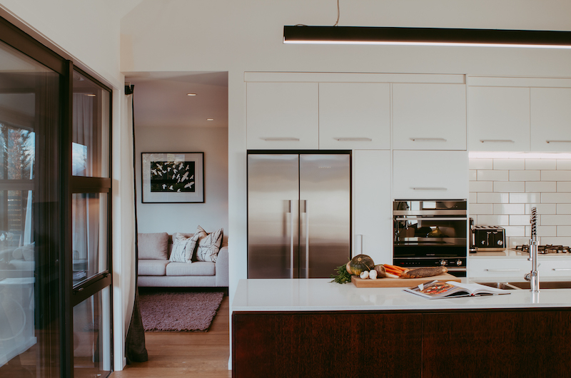 Falconer Rise Fully Equipped Kitchen | Queenstown, Otago