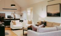Falconer Rise Living Room | Queenstown, Otago