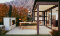 Falconer Rise Outdoor Fire Place | Queenstown, Otago