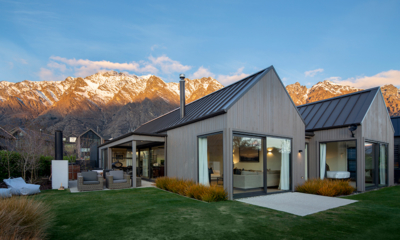 Falconer Rise Exterior Design | Queenstown, Otago