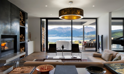 Jack's Point Lake House Living Room | Queenstown, Otago
