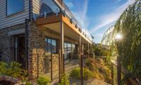 Kohanga Luxury Lakeside Villa Entrance | Queenstown, Otago