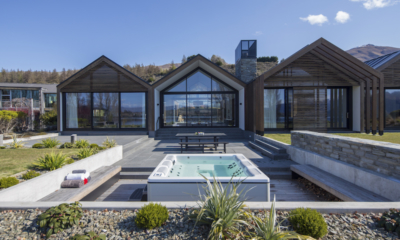 Sunrise Bay Exterior Design | Wanaka, Otago