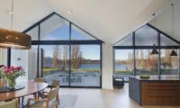 Sunrise Bay Open Plan Living Room | Wanaka, Otago