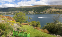 Supreme Lakefront Outdoor Seating | Queenstown, Otago