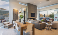 Supreme Lakefront Living and Dining Room | Queenstown, Otago