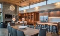 The Dacha Wooden Dining Table | Wanaka, Otago