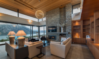 The Dacha Living Room with Lake Views | Wanaka, Otago