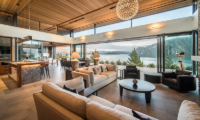 The Dacha Spacious Living Room | Wanaka, Otago