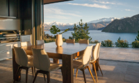 The Dacha Dining Table | Wanaka, Otago