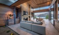 The Dacha Living Room | Wanaka, Otago