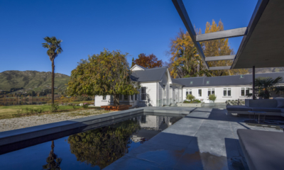 The Homestead at Lake Hayes Swimming Pool | Queenstown, Otago